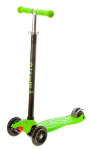 maxi micro lime green v Самокат трехколесный Mini Micro 3в1 зеленый MM0007sid