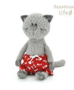 МЯГКАЯ ИГРУШКА КОТ ОБОРМОТ В ТРУСАХ 30СМ ORANGE TOYS 247x300 Купить мягкие игрушки Orange Toys на Samokat2.ru