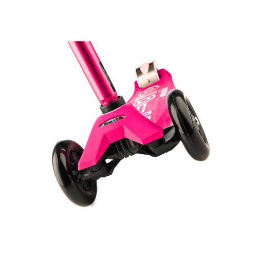 Самокат розовый трехколесный Maxi Micro Deluxe mmd021 Самокат трехколесный Maxi Micro Deluxe Розовый mmd021