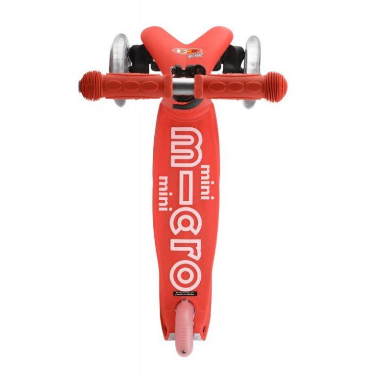Самокат Mini красный Micro MMD007 768x768 Самокат Mini Micro Deluxe Красный MMD007