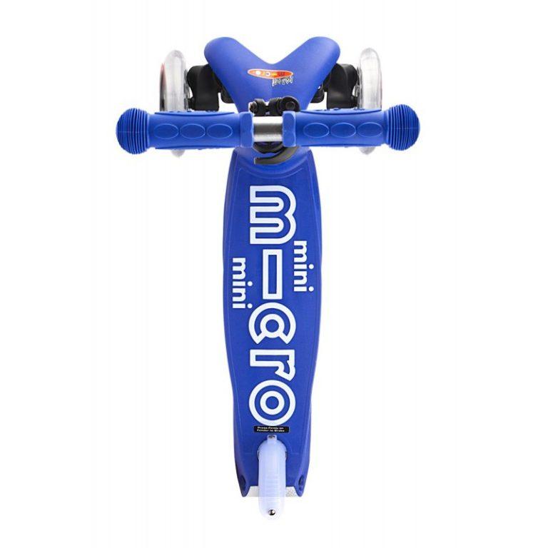Самокат Mini синий Micro MMD006 768x768 Самокат Mini Micro Deluxe Синий MMD006