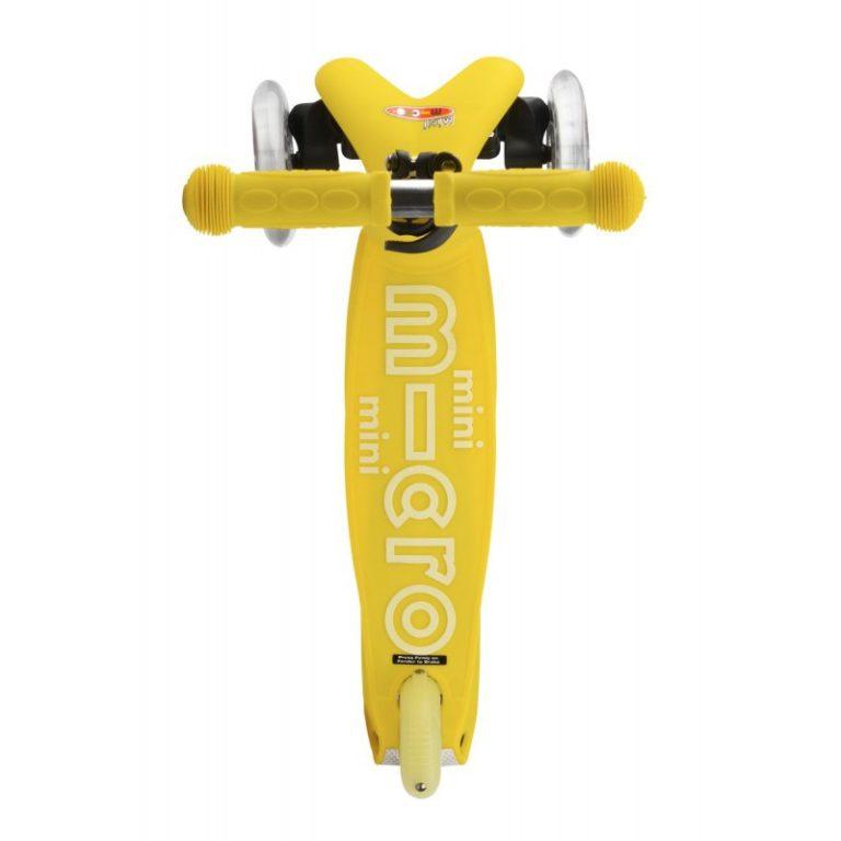 Самокат Mini Micro желтый MMD005 1 768x768 Самокат Mini Micro Deluxe Желтый MMD005