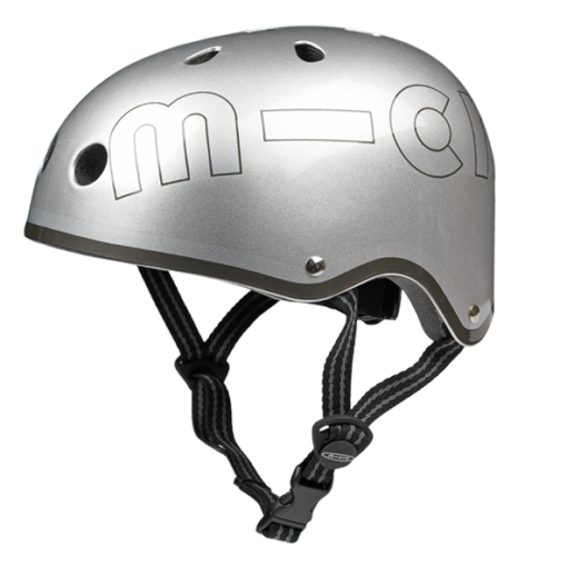 micro shlem metallic ac4509 510x508 Детский шлем Micro. Металлик размер M (53 57 см) AC4509