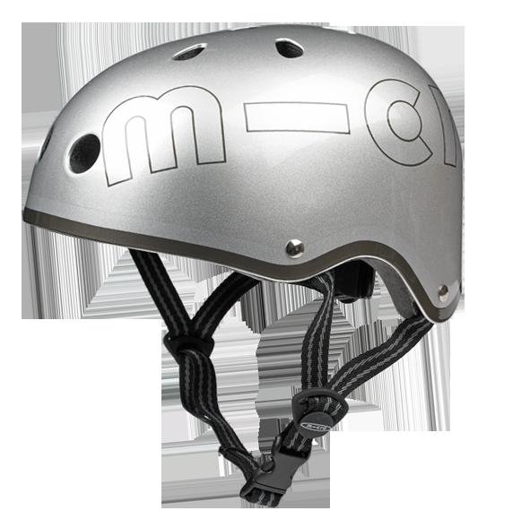 micro shlem metallic ac4509 Детский шлем Micro. Металлик размер M (53 57 см) AC4509