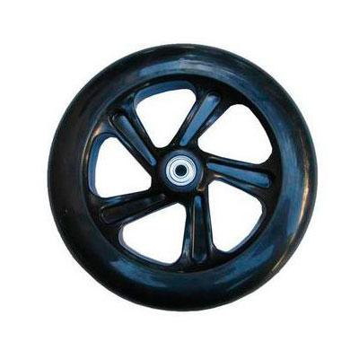 ms koleso2 1 Колесо для самоката Micro Black SA0034   ∅ 200 мм черное / AC5010B