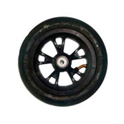 ms koleso5 m Колесо для самоката Micro Speed+ SA0033   ∅ 145 мм амортизирующее / AC5008B
