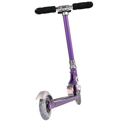 ms sprite purple3 1 Колесо для самоката Micro Kickboard Original, Micro Light, Micro Sprite   ∅ 100 мм прозрачное / AC5003B