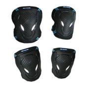 ms zahita5 1 180x180 Защита коленей и локтей детская. Черный цвет, размер S (15 35 кг) AC8007