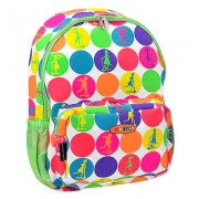 rukzakGoroh 180x180 Рюкзак для Mini Micro & Maxi Micro. Неоновый горох AC4443