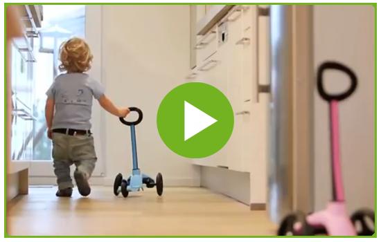 vid2 Самокаты Mini2go для детей от 1.5 лет