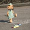 Мягкая игрушка Ротвейлер Макс 20см orange toys