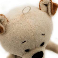 Мягкая игрушка Щенок Рэкс 15см orange toys