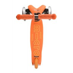 Самокат оранжевый Mini Micro MMD008 247x247 Самокат Mini Micro Deluxe Оранжевый MMD008
