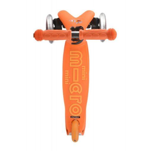 Самокат оранжевый Mini Micro MMD008 510x510 Самокат Mini Micro Deluxe Оранжевый MMD008