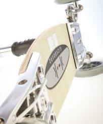 Самокат Micro Kickboard Compact серебристый Т ручка Джойстик трехколесный KB0019 3 204x247 Самокат Micro Kickboard Compact серебристый Т ручка + Джойстик трехколесный KB0019