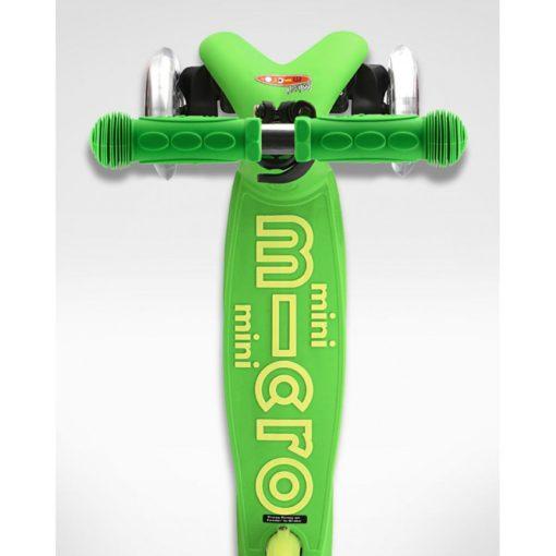 Самокат Mini зеленый Micro MMD002 1 510x510 Самокат Mini Micro Deluxe Зеленый MMD002
