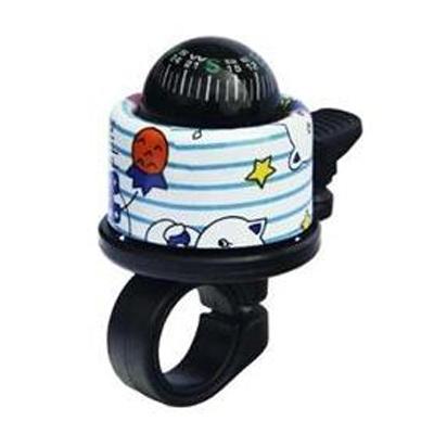 bellCompassClown 1 Звонок для самоката / беговела Компас Клоуны — Compass Clown FB BL12