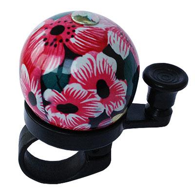 bell flower 1 Звонок для самоката / беговела Цветы   Flowers
