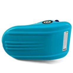 classik aqua4 350x350 247x247 Детские санки Zipfy Джуниор голубые