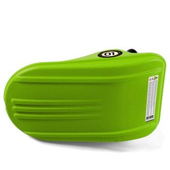classik green4 350x350 Санки Zipfy Классик зеленые