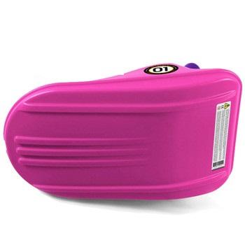classik pink4 350x350 Детские санки Zipfy Джуниор розовые