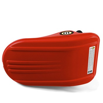 classik red4 350x350 Санки Zipfy Классик красные