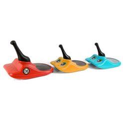 junior 350x350 247x247 Детские санки Zipfy Джуниор голубые
