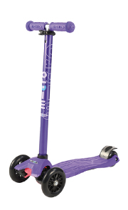 maxi micro purple met v Самокат Maxi Micro 3в1 Сиреневый металлик MM0174sid