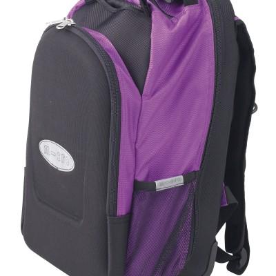 maximicro RucksackTbar 4in1 purple AC9010 4 400x400 1 Самокат трехколесный Maxi Micro 4в1 сиреневый с рюкзаком ручка Т MM0171