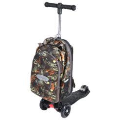 mm4v1 black 1 247x247 Купить Самокат трехколесный Макси Микро / MAXI micro scooter 4в1 с рюкзаком для детей 4 12 лет ОФИЦИАЛЬНЫЕ с гарантией 24 месяца!!!