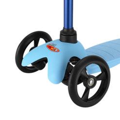 mm neon spo blue b2 1 247x247 Колесо для самоката переднее Mini Micro, серия самокатов Candy / Sporty / Neon made in Germany   ∅ 120 мм черное / 12446
