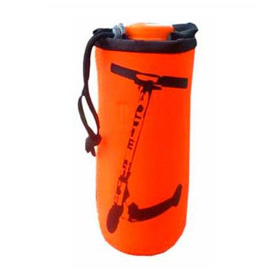 ms derj7 1 Держатель для бутылок. Самокат 2х колесный оранжевый AC4024