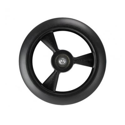 ms koleso8 2 Колесо для самоката переднее Mini Micro, серия самокатов Candy / Sporty / Neon made in Germany   ∅ 120 мм черное / 12446
