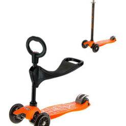 ms maxi orange 2 247x247 Самокат Maxi Micro 3в1 оранжевый MM0028sid