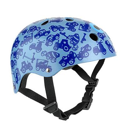 ms shlem1 1 Детский шлем Micro. Синий размер S (48 53 см) AC2004