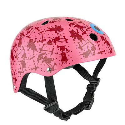 ms shlem3 1 Детский шлем Micro. Розовый размер M (53 57 см) AC2007
