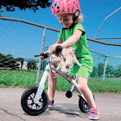 ms shlem5 2 Детский шлем Micro. Розовый размер M (53 57 см) AC2007