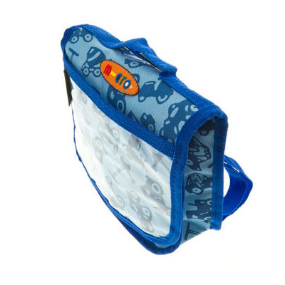 ms sumochka1 1 Сумочка   рюкзачок для Mini Micro & Maxi Micro. Синяя AC4015