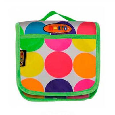ms sumochka4 Сумочка   рюкзачок для Mini Micro & Maxi Micro. Неоновый Горох AC4026