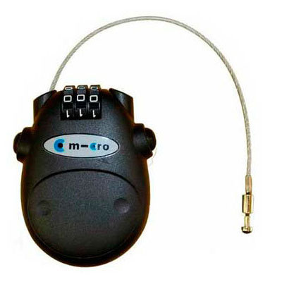 ms zamok 1 Замок для самокатов противоугонный Micro AC3001B