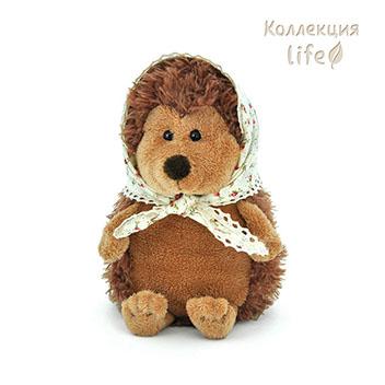 myagkaya igrushka Ezhinka Kolyunchik 26 sm orange toys Мягкая игрушка Ежинка Колюнчик 26 см orange toys