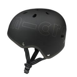 shlem microblack2 1 247x247 Детский шлем Micro. Черный размер М (53 57 см) AC2029