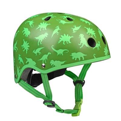 shlem microdino 1 Детский шлем Micro. Динозавры размер S (48 53 см) AC2040