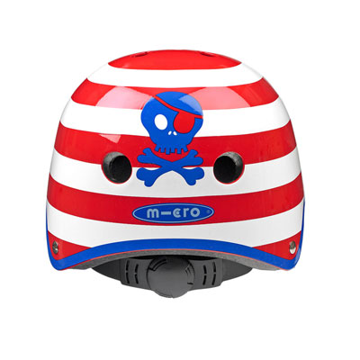 shlem micropirat2 1 Детский шлем Micro. Пираты размер S (48 53 см) AC2042