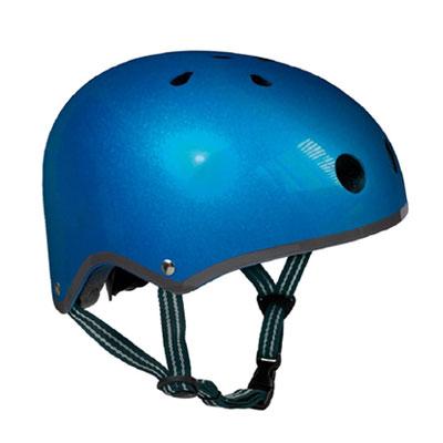shlem microsinii 1 Детский шлем Micro. Темно синий размер S (48 53 см) AC2036